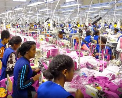Prospects for Textile & Apparel in Ethiopia