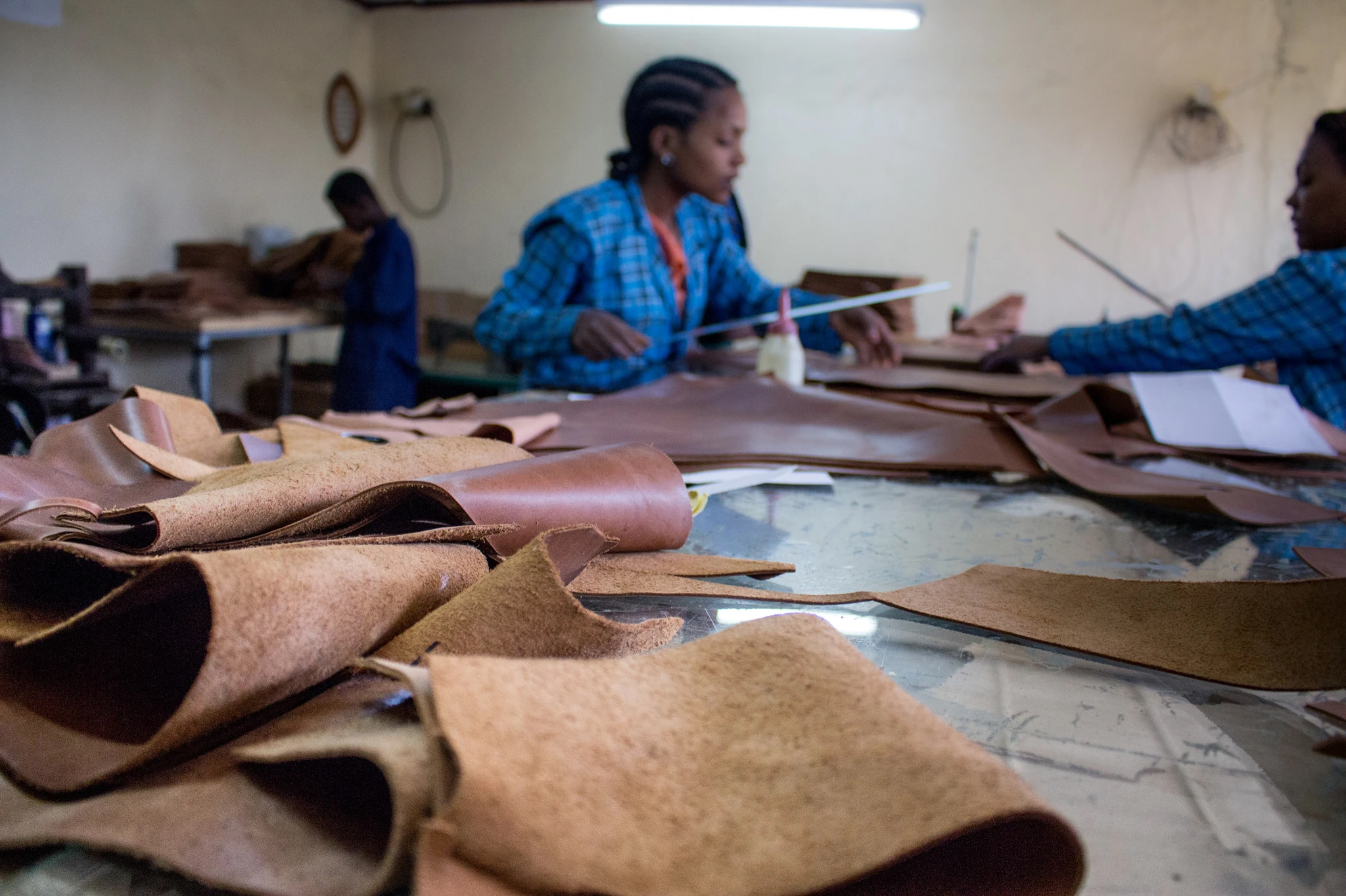 Prospects for Leather & Leather Products in Ethiopia